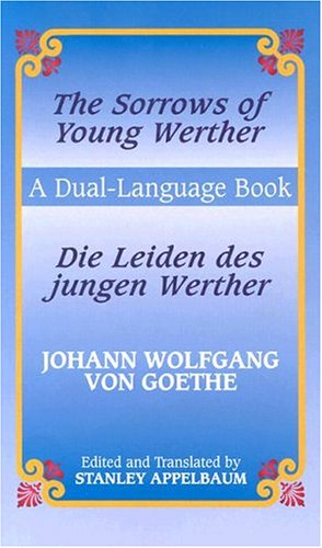 Sorrows of Young Werther (Die Leiden des Jungen Werther)   2004 edition cover