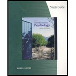 Introduction to Psychology  8th 2008 (Guide (Pupil's)) edition cover