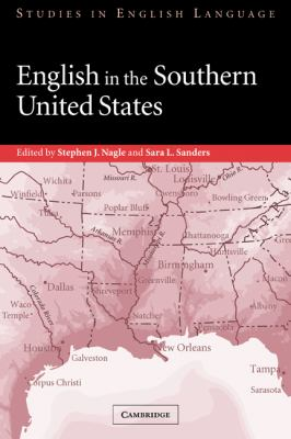 English in the Southern United States   2010 9780521172639 Front Cover