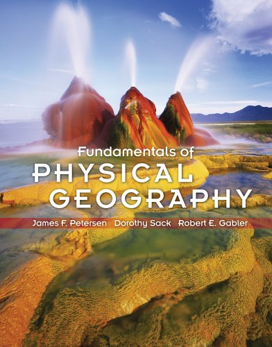 Fundamentals of Physical Geography   2011 edition cover