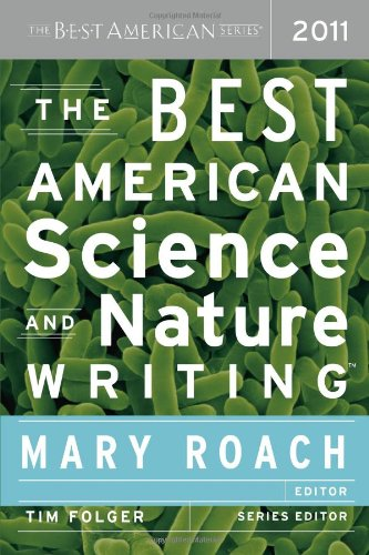 Best American Science and Nature Writing 2011   2011 edition cover