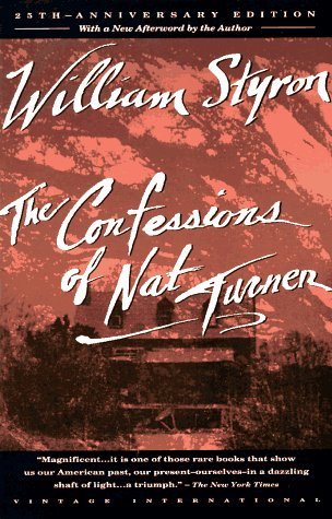 Confessions of Nat Turner   1993 edition cover