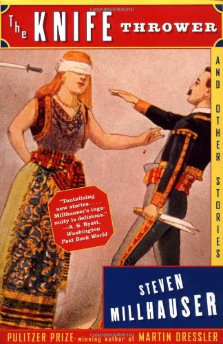 Knife Thrower and Other Stories  N/A edition cover