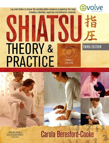 Shiatsu Theory and Practice  3rd 2010 edition cover