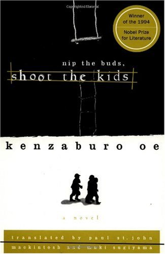 Nip the Buds, Shoot the Kids  Reprint edition cover