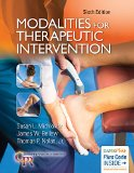 Modalities for Therapeutic Intervention  6th 2016 (Revised) 9780803645639 Front Cover