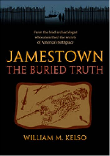 Jamestown The Buried Truth  2009 edition cover