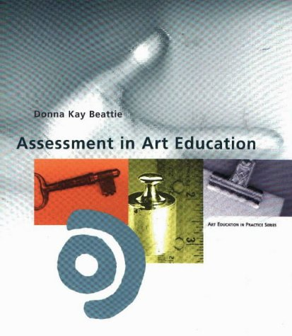 Assessment in Art Education   1998 edition cover