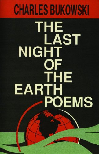 Last Night of the Earth Poems   1992 (Reprint) edition cover