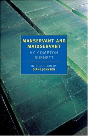 Manservant and Maidservant   2001 edition cover