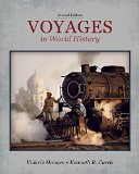 VOYAGES IN WORLD HISTORY AP    N/A edition cover