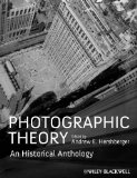 Photographic Theory An Historical Anthology  2010 edition cover