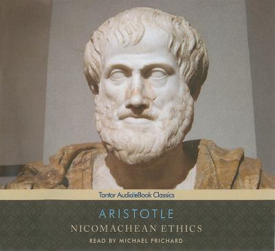 Nicomachean Ethics: Library Edition  2011 edition cover