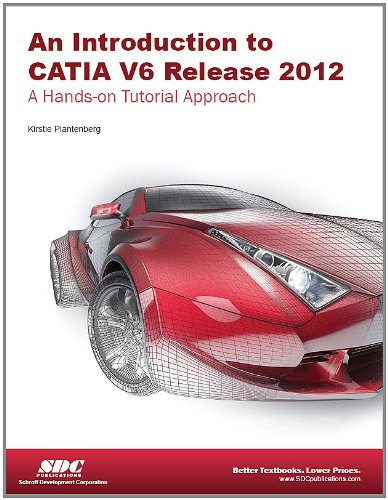 Introduction to CATIA V6 Release 2012  N/A edition cover