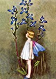 Fairy with Blue Lobelia Greeting Card  N/A 9781595837639 Front Cover