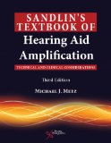 Sandlin's Textbook of Hearing Aid Amplification  3rd 2015 (Revised) edition cover