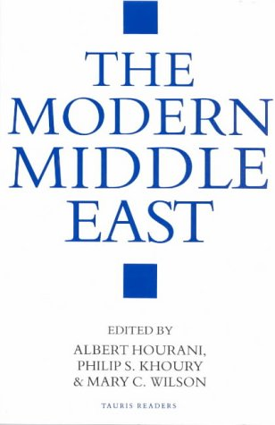 Modern Middle East  2nd 2004 (Revised) edition cover