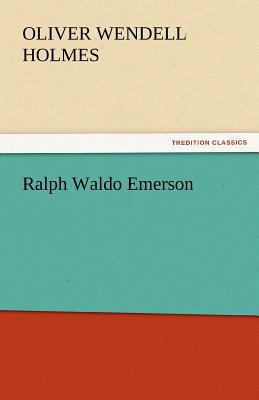 Ralph Waldo Emerson  N/A 9783842447639 Front Cover