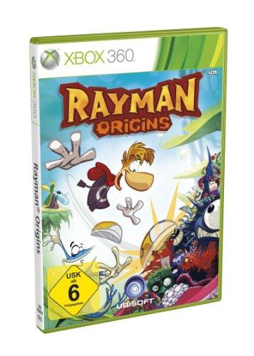 Rayman Origins Xbox 360 artwork
