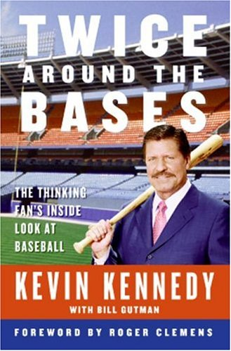Twice Around the Bases The Thinking Fan's Inside Look at Baseball N/A 9780060734640 Front Cover