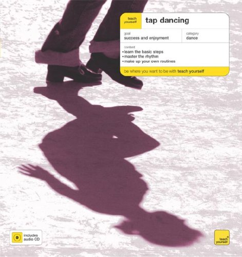 Tap Dancing   2007 9780071484640 Front Cover