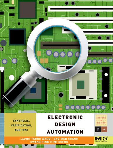 Electronic Design Automation Synthesis, Verification, and Test  2008 edition cover