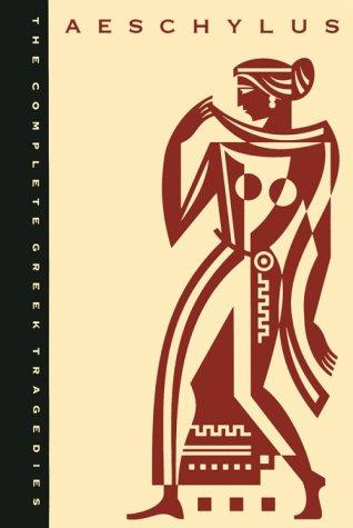Aeschylus  N/A edition cover