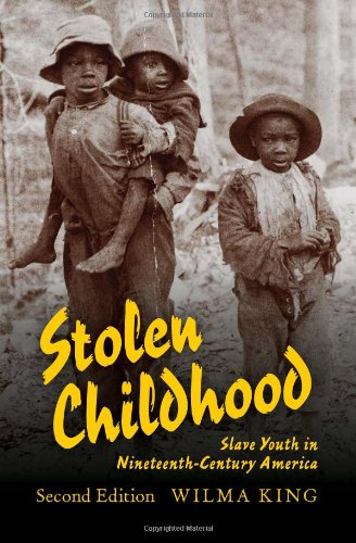 Stolen Childhood Slave Youth in Nineteenth-Century America 2nd 2011 (Expanded) edition cover