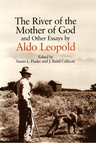 River of the Mother of God And Other Essays Reprint  edition cover