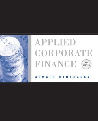 Applied Corporate Finance  3rd 2011 edition cover