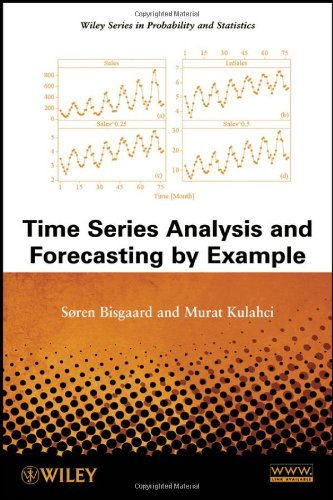 Time Series Analysis and Forecasting by Example   2011 edition cover
