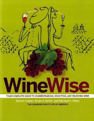 WineWise   2008 9780471770640 Front Cover