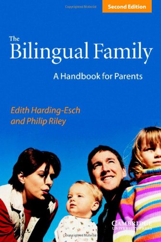 Bilingual Family A Handbook for Parents 2nd 2003 (Revised) edition cover