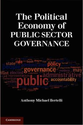 Political Economy of Public Sector Governance   2012 edition cover