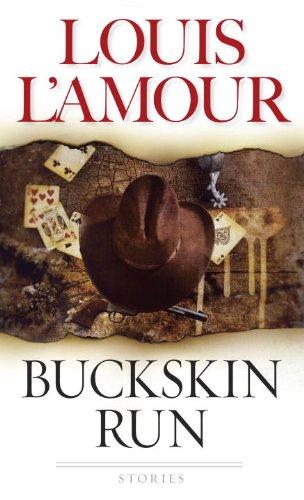 Buckskin Run Stories  1981 9780553247640 Front Cover