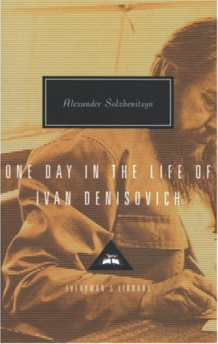 One Day in the Life of Ivan Denisovich   1995 edition cover