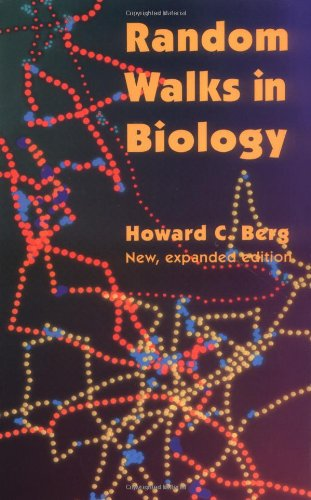Random Walks in Biology  2nd 1994 (Revised) edition cover
