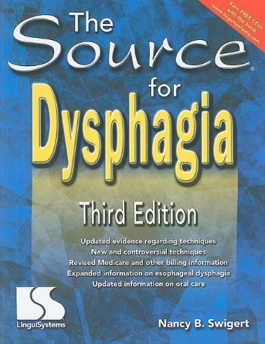 Source for Dysphagia Third Edition   2007 edition cover