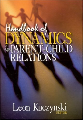 Handbook of Dynamics in Parent-Child Relations   2002 edition cover