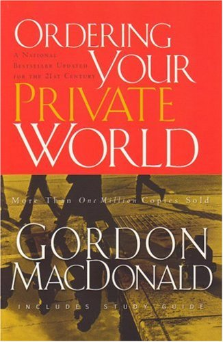 Ordering Your Private World   2007 edition cover
