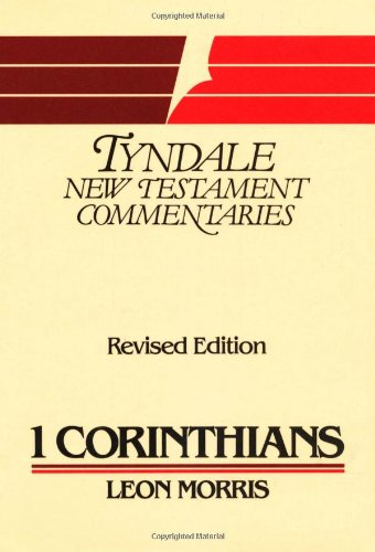 I Corinthians  1986 (Revised) edition cover