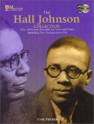 Hall Johnson Collection : For Voice and Piano N/A edition cover