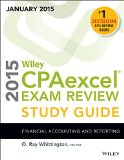 Wiley CPAexcel Exam Review 2015 Study Guide Financial Accounting and Reporting 13th 2014 9781118917640 Front Cover