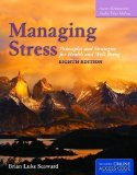 Managing Stress  8th 2015 9781284036640 Front Cover