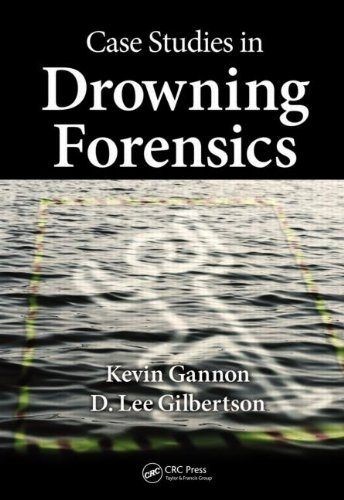 Case Studies in Drowning Forensics   2014 edition cover