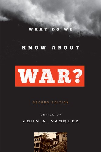 What Do We Know about War?  2nd 2012 (Revised) edition cover