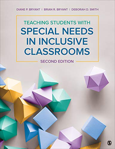 Teaching Students with Special Needs in Inclusive Classrooms  2nd 2020 9781506394640 Front Cover