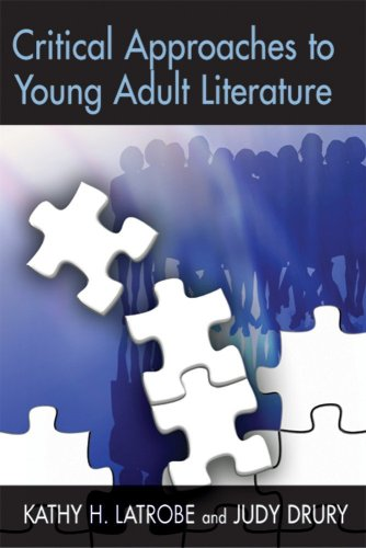 Critical Approaches to Young Adult Literature   2009 edition cover