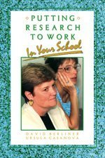 Putting Research to Work in Your School   1996 edition cover