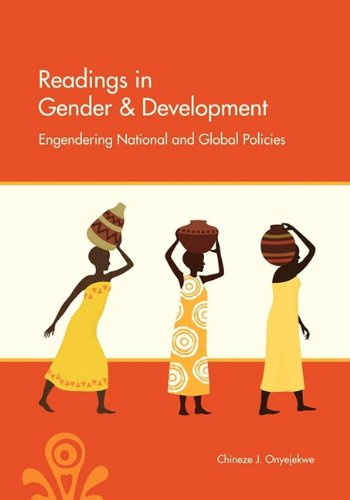 Readings in Gender and Development Engendering National and Global Policies  2012 (Revised) edition cover